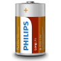Philips baterie LONG LIFE 2ks R20L2F/10, D, 1,5V)